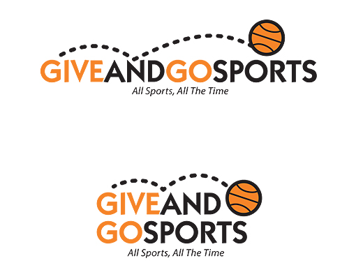 Give and Go Sports Logo