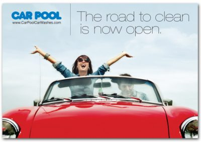 Car Pool Road To Clean…