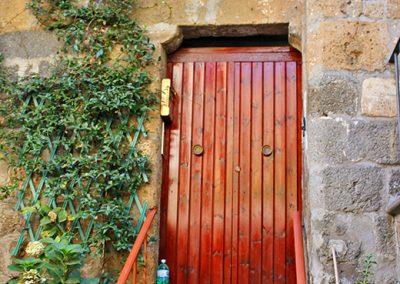 Orvieto-Italy-RedDoor
