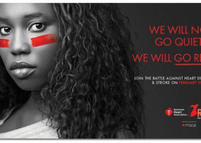 Go Red for Women 2014