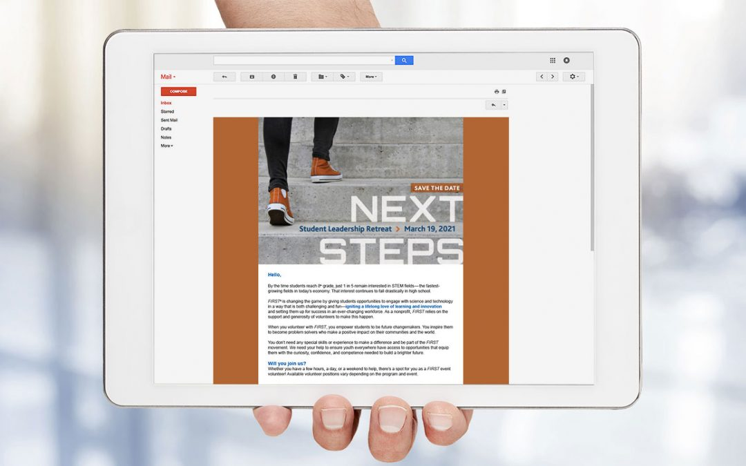 Email/Digital Graphics